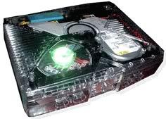 XBOX Hard Drive MOD